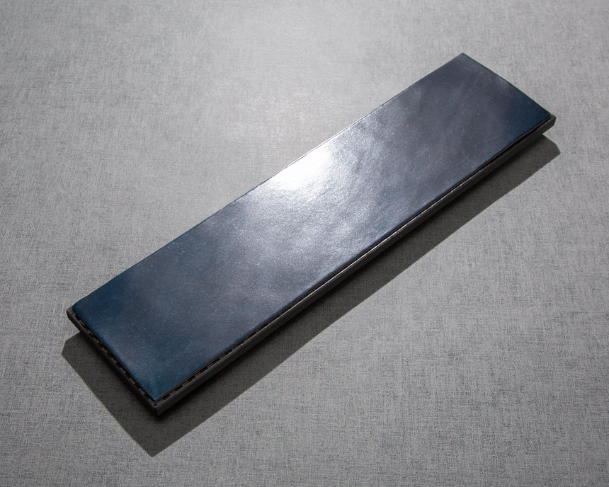 Leather Strop with New Carbon Fiber Base