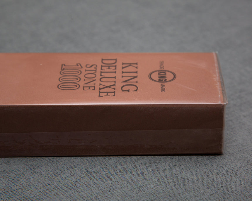 King Deluxe Whetstone #1000