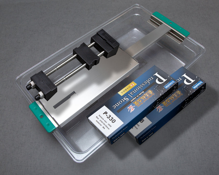 Naniwa 5-Piece Sharpening Pro Kit