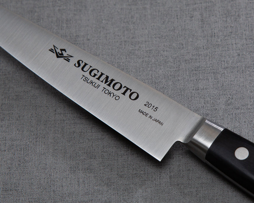 "Sugimoto ""High-end Line"" Carbon Steel 150mm Petty"