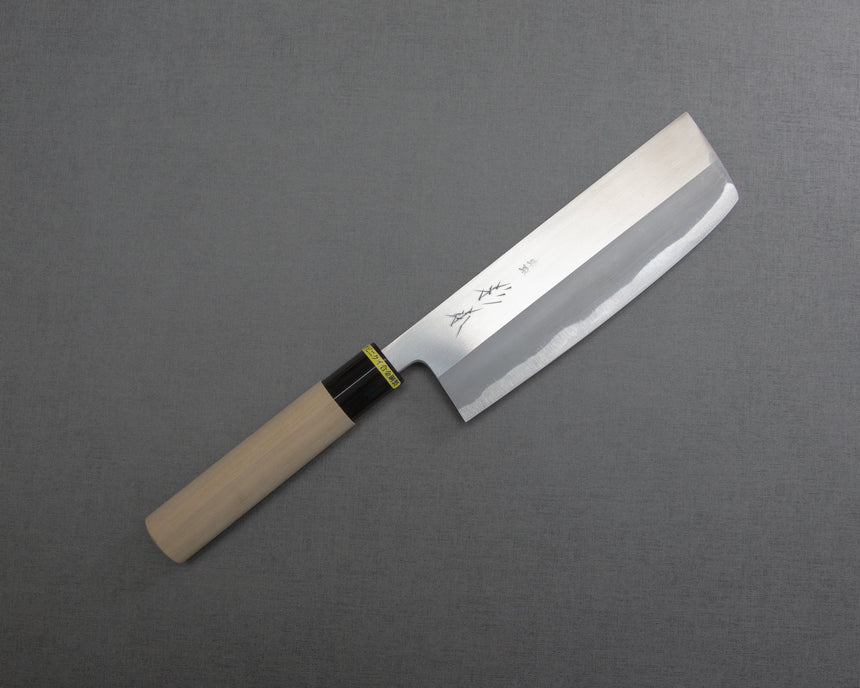 Sugimoto CM Special Alloy Steel 165mm Nakiri