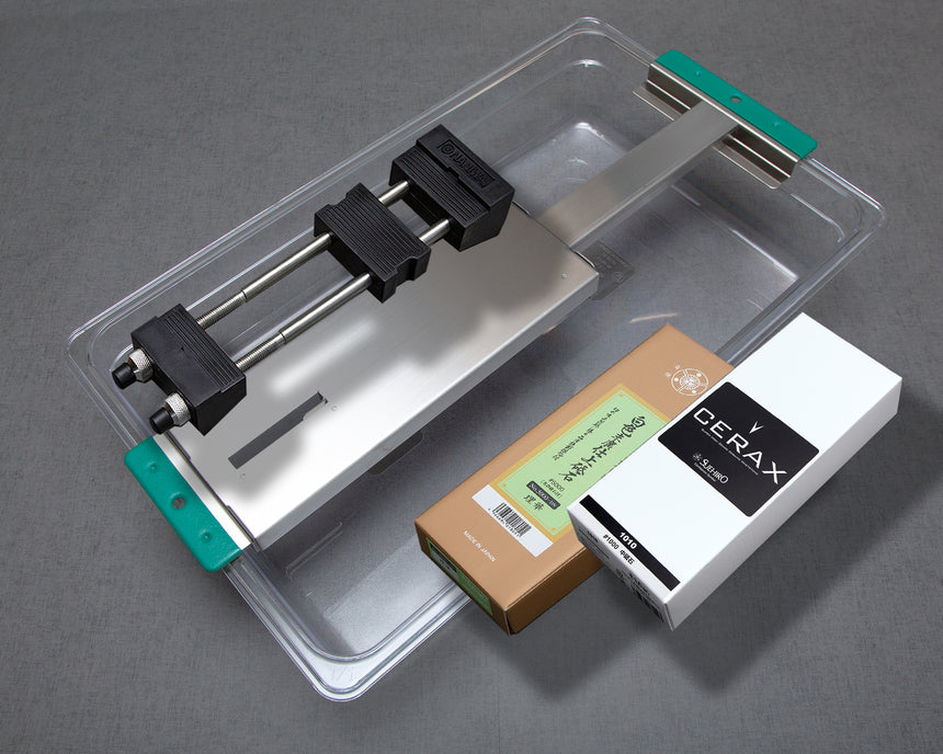 Suehiro 5/6-Piece Sharpening Kit