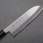 "Mutsumi Hinoura Aogami #2 ""Sentsuchi Hyakuren"" Santoku 180mm with Chestnut Handle"