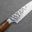 Yoshimi Kato R2/SG2 Tsuchime 135mm Petty with Ironwood Handle