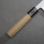 Yoshihiro Aogami Super 165mm Santoku with Magnolia Buffalo Horn Handle