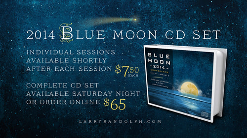 2014 Blue Moon Conference: All Sessions (CD Set)