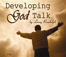 Load image into Gallery viewer, Developing God Talk  (2 CD Set)