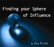 Finding Your Sphere of Influence  (2 CD Set)