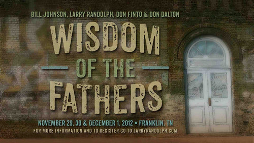 Wisdom of the Fathers 2012: All Sessions (CD set)