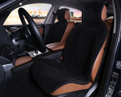 Primenzo 200000206 Top-Quality Car Seat Covers Black