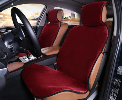 Primenzo 200000206 Top-Quality Car Seat Covers Red
