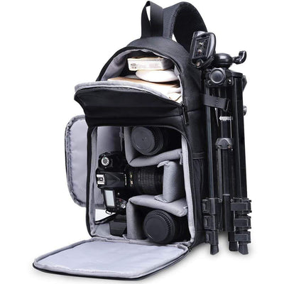 Primenzo camera backpack Superior-Quality Waterproof Camera Backpack