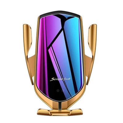 Primenzo car phone holder Top-Luxury Car Phone Holder Premium Gold (Only 3 Left)