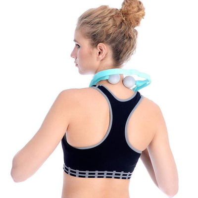 Primenzo neck massager Pain-Relief Neck Massager