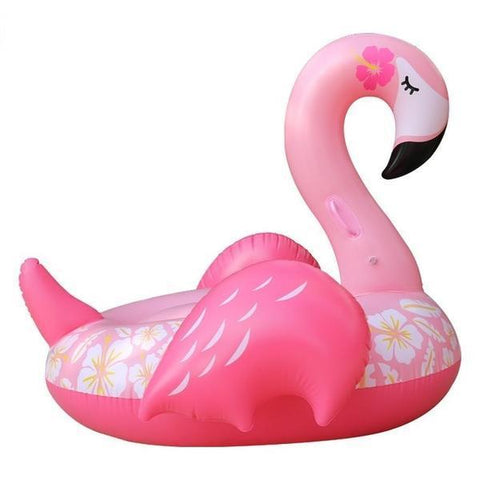 BOUÉE FLAMANT ROSE (150 CM) LA PLUS GIRLY