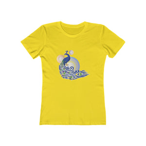 Peacock Goddess T-shirt