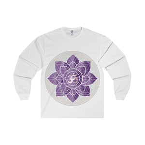 Om Unisex Long Sleeve Tee