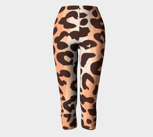Load image into Gallery viewer, Leopard Capri