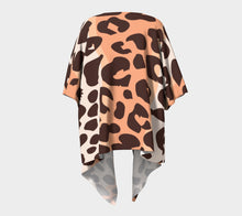 Load image into Gallery viewer, Leopard Kimono