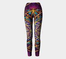 Load image into Gallery viewer, Sacred Geometry Leggings