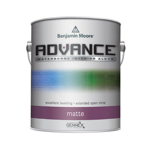 Benjamin Moore Advance Interior Alkyd Paint