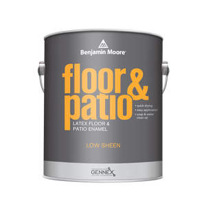 Benjamin Moore Floor & Patio