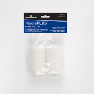 "MoorePlus Hi-Density Roller 4"" 2-Pack"