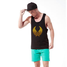 Load image into Gallery viewer, Mens Baggy Fit Cotton Vest Top