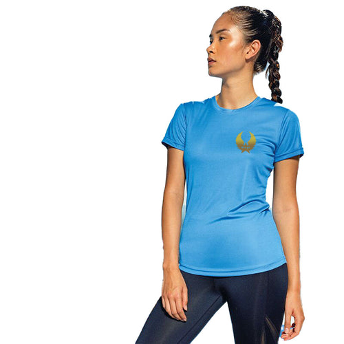 Ladies Athletic Team Tee