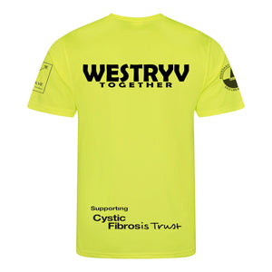 Westryv Together : Short Sleeve Sports Tech Tshirt Mens