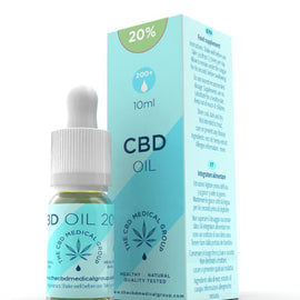 CBD OIL 20% (2000mg)