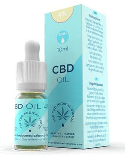 CBD OIL 4% (400mg)