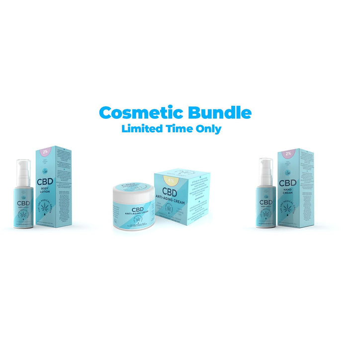 Cosmetic Bundle Limited Time Only