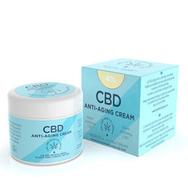 4% CBD Anti-Ageing Cream (2000mg)