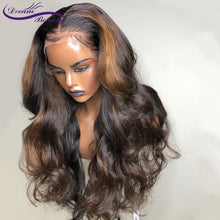 Load image into Gallery viewer, Lace front Wigs Glueless Lace Human Hair Wigs