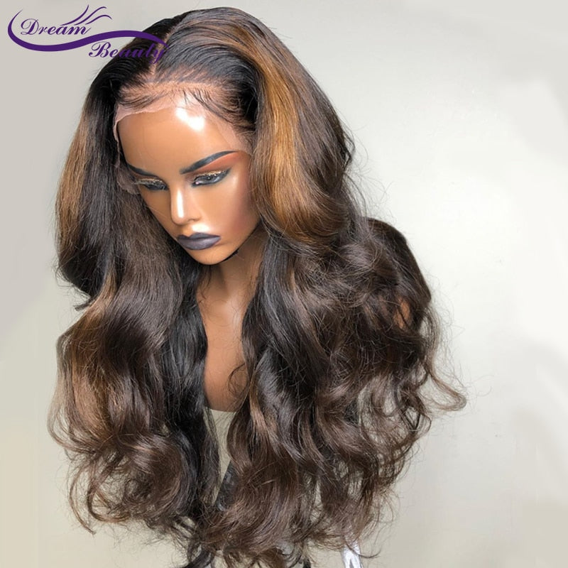 Lace front Wigs Glueless Lace Human Hair Wigs