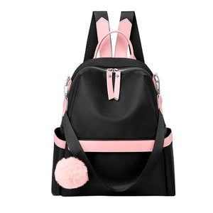 Women's Simple Youth Leather Bag Rotro