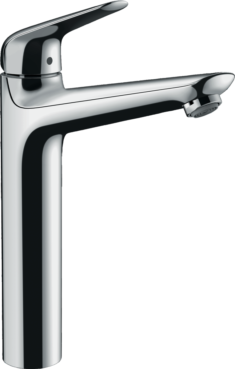 HANSGROHE  71124001   FOCUS N 230 SINGLE-HOLE FAUCET WITHOUT POP-UP, 1.2 GPM - FaucetMart