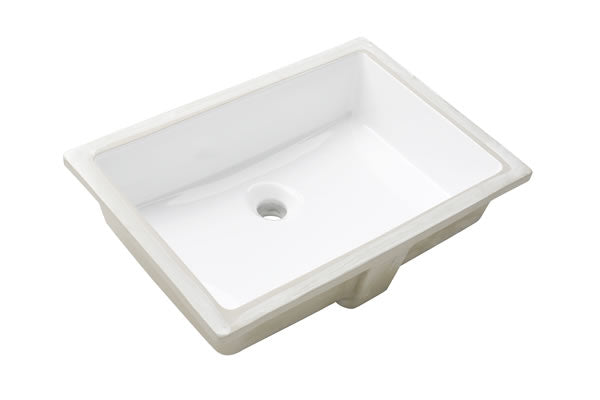 BOSCO  200016W  Ceramic Vanity Sink