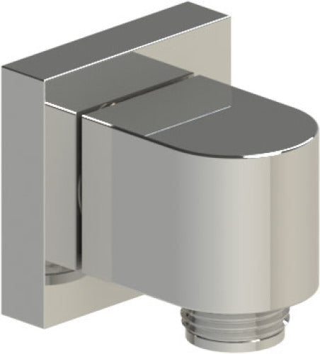 RUBINET R10 25RTL TEMPERATURE CONTROL TUB & SHOWER WITH THREE WAY DIVERTER & SHUT-OFF, HAND HELD SHOWER, BAR, INTEGRAL SUPPLY, WALL MOUNT TUB FILLER SPOUT & FIXED SHOWER HEAD & ARM, 8