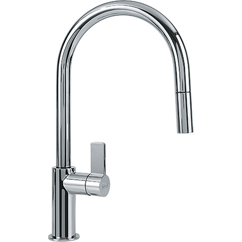 FRANKE  FFP3100  AMBIENT PULL OUT SPRAY FAUCET, CHROME - FaucetMart