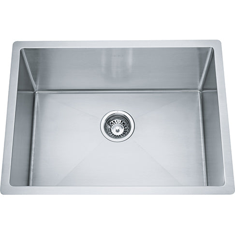 FRANKE  LRX110-2310-316    LAUNDRY SINK, 18 GA STAINLESS STEEL, TYPE 316 INCLUDING WASTE FITTING, 10