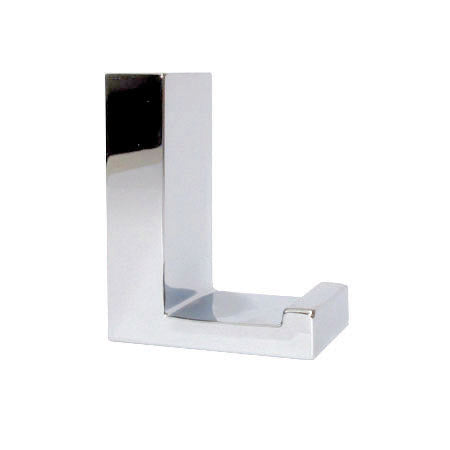 KARTNER   232130  BERLIN - ROBE HOOK  - POLISHED CHROME - FaucetMart