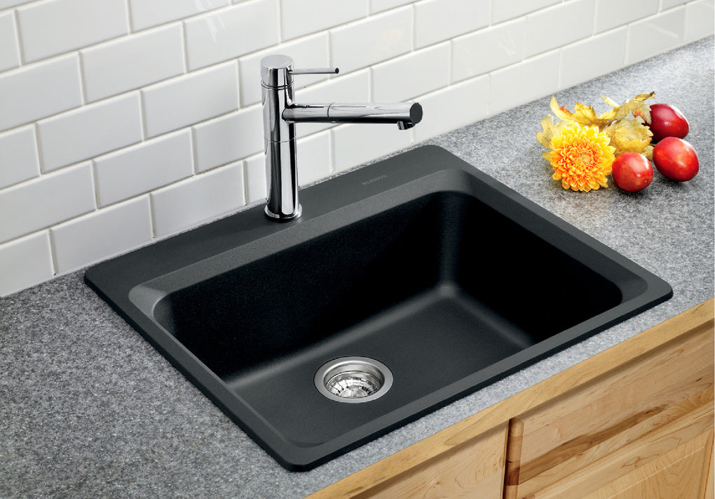 BLANCO 400174 VISION 1, ANTHRACITE - FaucetMart