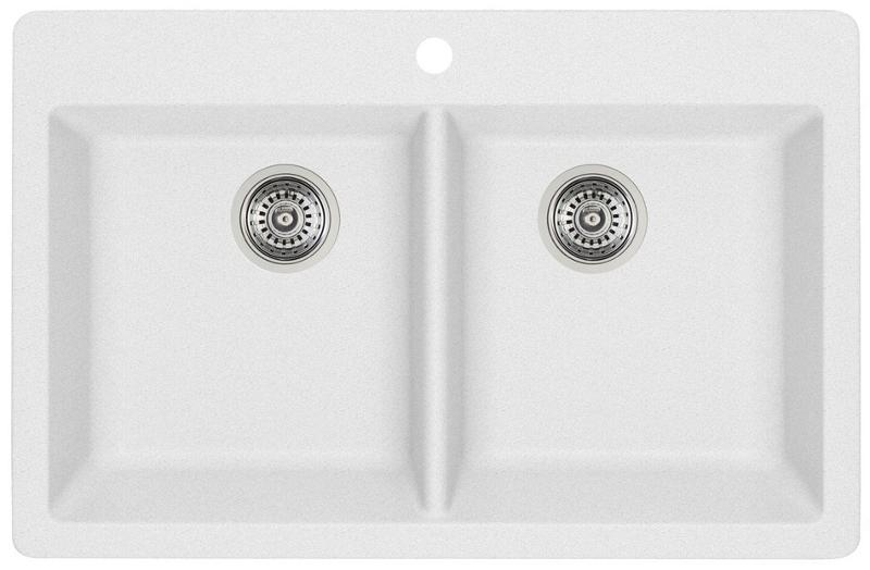 BLANCO  400977   HORIZON 210 SILGRANIT Granite composite sink in SILGRANITE - FaucetMart