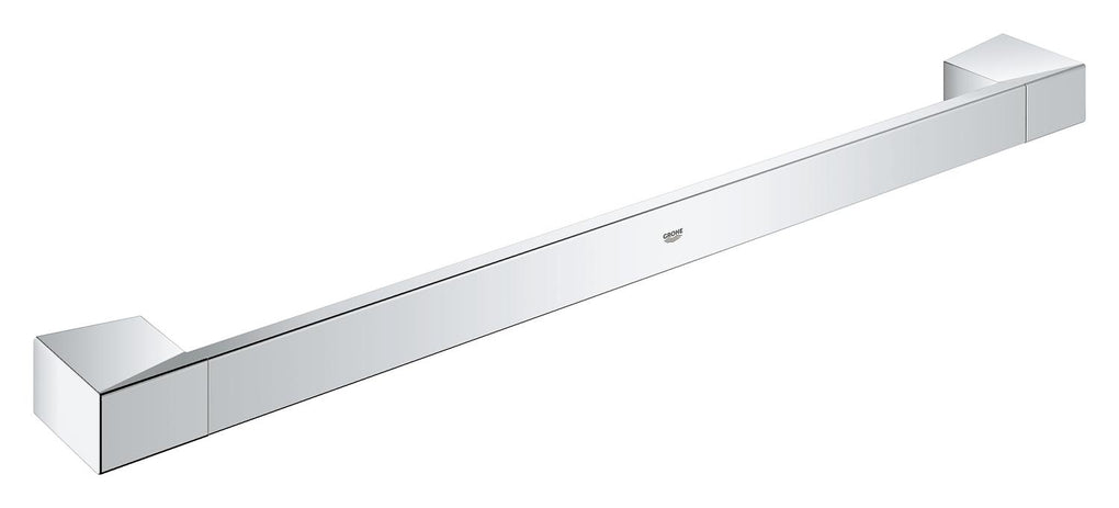 GROHE 40807000 SELECTION CUBE GRIP BAR/TOWEL BAR - FaucetMart