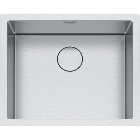 FRANKE  PS2X110-21 - CA    PROFESSIONAL SERIES 2.0, SINGLE SINK. 8 MM RADIUS, INLCUDED ACCESSORIES - FaucetMart