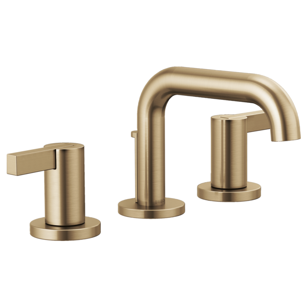 BRIZO  65337LF  TWO HANDLE WIDESPREAD LAVATORY FAUCET - FaucetMart