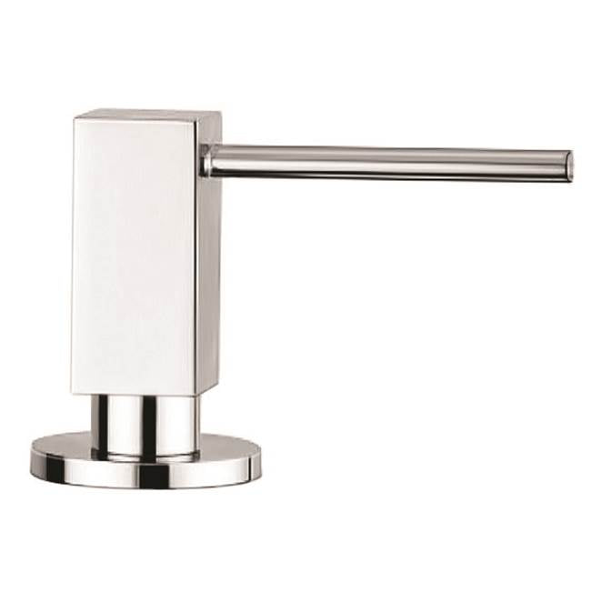 BLANCO  401472   QUADRIS II SOAP DISPENSER, CHROME