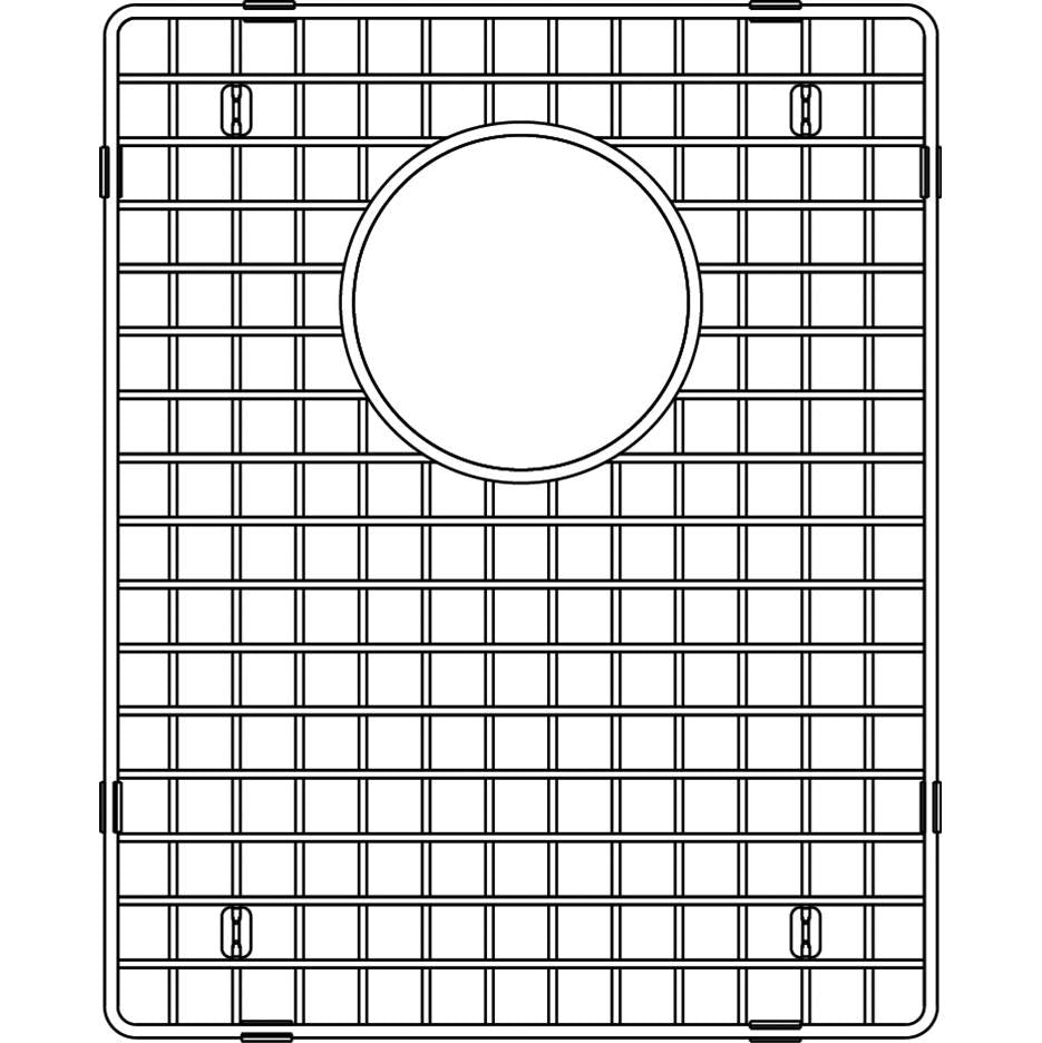 BLANCO 406450 SINK GRID, STAINLESS STEEL SINK - FaucetMart